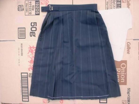 女子高校生制服スカート